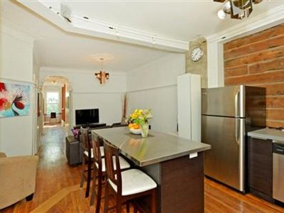 Photo for #558 Stunning Exposed Brick APT in Plateau Mont-Royal