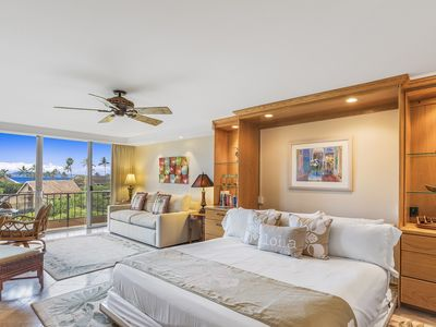 Photo for Maui Ka`anapali Villas Premier Studio A417 Last Minute Special - Contact Us!