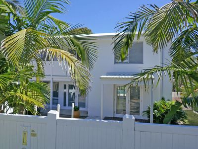 Photo for 'The White House', 25 Tomaree Road - fantastic house with pool, linen  FOXTEL & WII-U