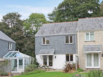 Photo for CHYANDOUR, with a garden in Falmouth, Ref 980886