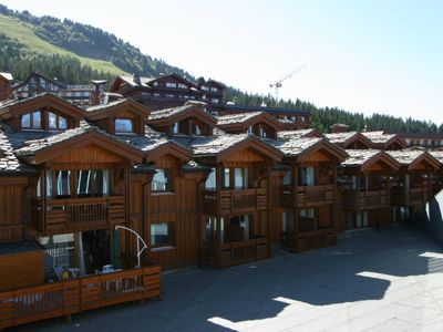 Photo for 2BR Apartment Vacation Rental in Courchevel (1850)