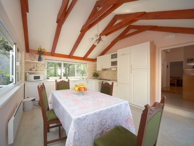 Photo for Close to the  beach, excellent location with free private parking