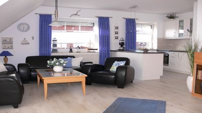 Photo for 50 square meters of comfort for 2 persons - Arrive and feel good