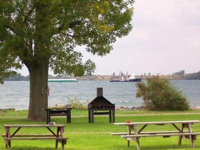 Photo for Waterfront Cottage, Cape Vincent,  Tibbetts Point, Making Memories For Life!