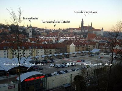 Photo for Holiday apartment Meißen for 1 - 4 persons with 1 bedroom - Historical building