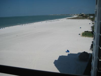 Photo for Prime Gulf Front Condo With Spectacular Sunsets and A Little Bit of Heaven