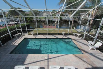Pool can be heated on request for $25/ day