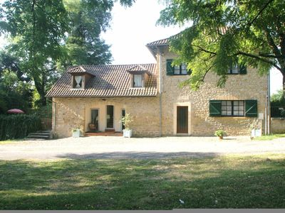 Photo for Glycine 3 bedroomed house situate 5 km from Sarlat