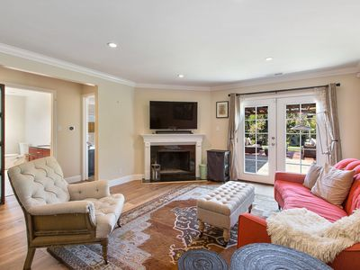 Photo for Charming Rockridge home close to BART, Restaurants