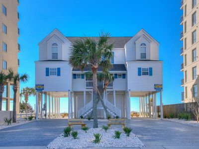 "Photo for Windy ""C"" A, 5 Bedroom Ocean Front Luxury Rental"