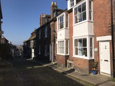 Photo for Mermaid Cottage, Mermaid Street, Rye, East Sussex, TN31 7EU