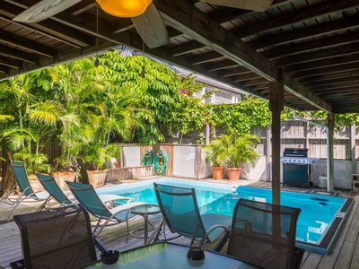 Photo for A Key West gem w/ a private pool - close to shops & restaurants, dog-friendly