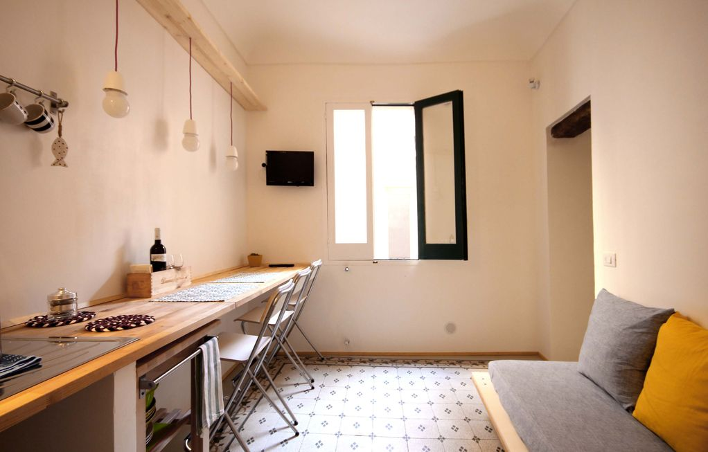One-bedroom apartments Trapani