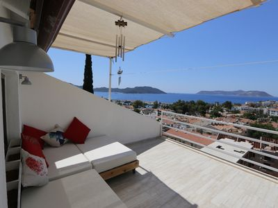 Photo for Luxury penthouse with amazing landscape in central location.