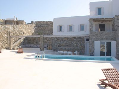 Photo for Villa Nadine by Mykonos Pearls