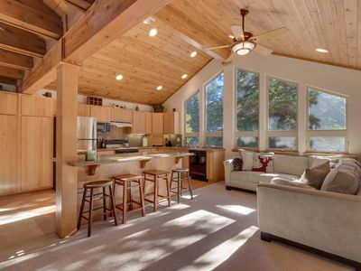 Photo for Deer Hollow - New Listing - 4 BR Home + Private Hot Tub + Free Ski Shuttle
