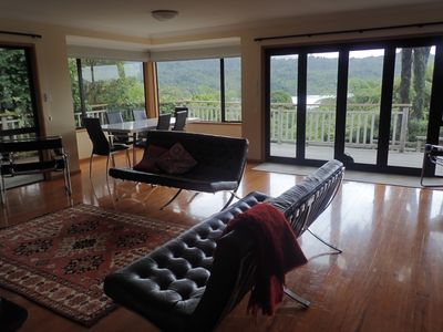 Photo for Relax in comfort in our well equipped lake house.