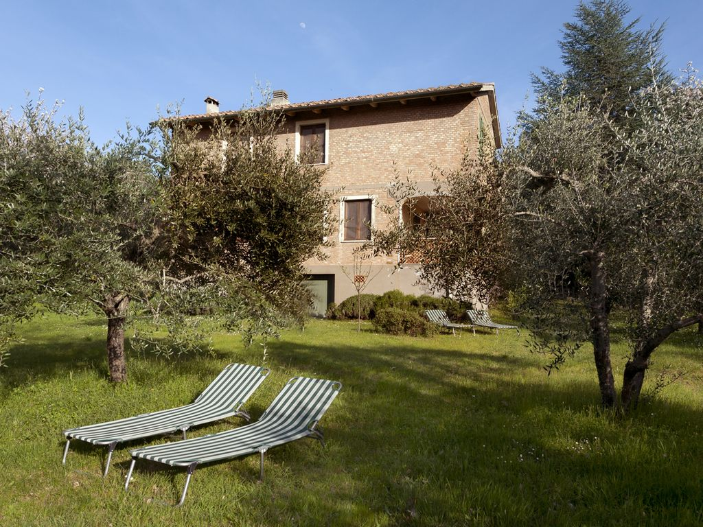 Charming Hillside Villa set in Olive... - HomeAway Casole d\'Elsa