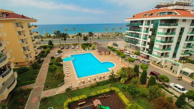 Photo for KESTEL/ALANYA FİRST LİNE TO THE SEA LUXURY HOME!