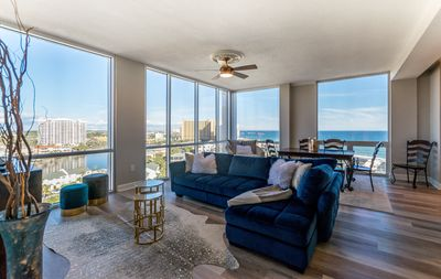 Photo for 3 Bedroom Penthouse With Incredible Views Of Destin!