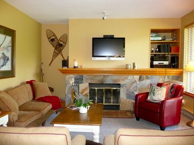 Photo for Alpine Greens Whistler - 2bd & 2bth Condo sleeps 4+, RATES CA (not US)