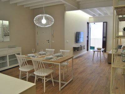 Photo for Cream homes La Rambla 3rd Floor, INTERIOR TOURISM Accommodation