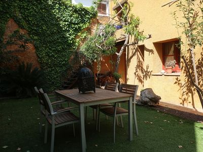 Photo for Apartment with garden in 18th century house for 4 people