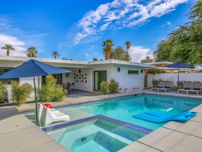 Photo for ***NEW LISTING***Mid-Century Designed Pool Home Near El Paseo