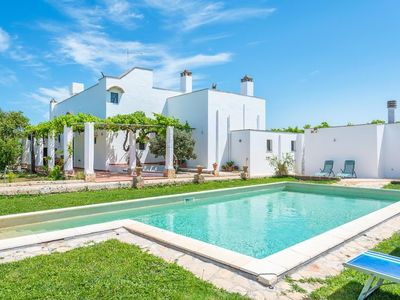 Photo for Vacation home Masseria Francesina in Alezio - 10 persons, 4 bedrooms