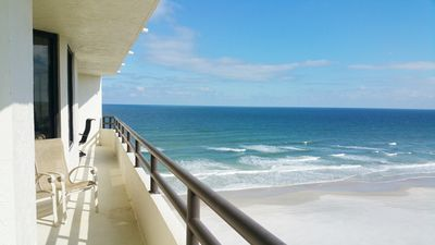 Photo for Luxurious 2/2 Direct Oceanfront with Jacuzzi Tub