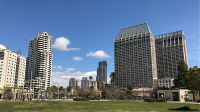 Photo for Exquisite Double Master in Marina District Downtown