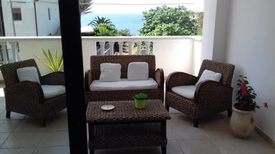 Photo for Japigium Holiday Apartment Porticciolo first floor Sea View