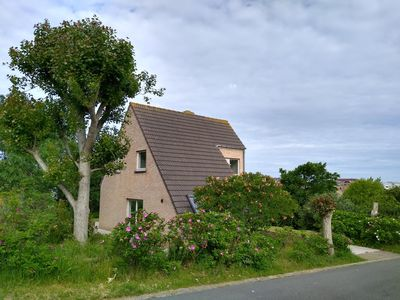 Photo for Holiday home, 300mv sea, quiet / green location, 7pers + baby, Wifi + DigiTV, 3slaapks