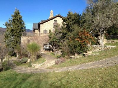 Photo for Self catering Borda del Vinyer for 2 people
