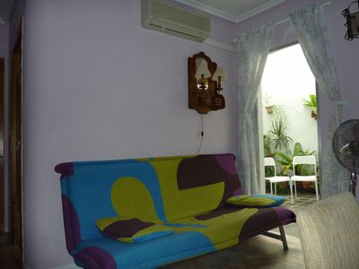Photo for 1BR Apartment Vacation Rental in Seville, Andalusia