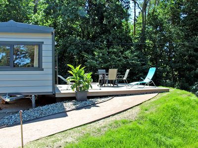 Photo for Mobile home small - mobile homes on the beach