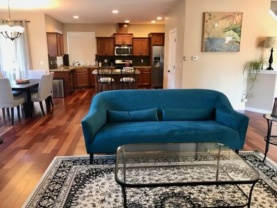 Photo for Excellent location, minutes to portland downtown. New, Private , serene