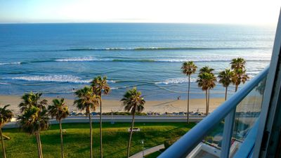 Photo for 2 bedroom condo in a coronado shores high rise building with many ameneties