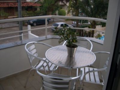 Photo for Apartment w / 3 bedrooms - Jurerê International - 1 suite