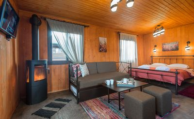 Photo for One Bedroom Mountain Bungolow D, Konitsa