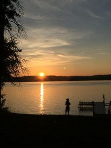 Photo for Lake Leelanau Getaway Cottage  S. Lake Leelanau. Traverse City PURE MICHIGAN