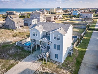 Photo for K1119 Sea-esta! Oceanside Home with Private Pool and Large Fenced in Yard!