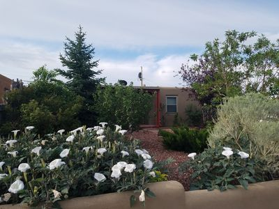 Photo for Newly Renovated Home Minutes from The Plaza.. 3 BR/2BA w/ Private Backyard.