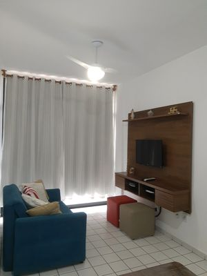 Photo for Comfortable Apt - 5 minutes from Ponta Verde Beach