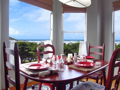 Photo for Oceanview Villa, Secret Game Room, Spa, 800 SF Master. Steps to Beach, Village!