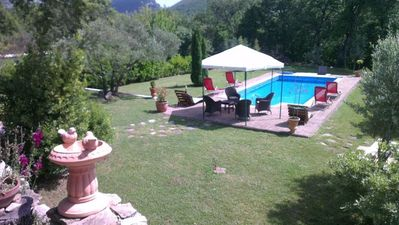 Photo for Villa Slime with pool in Beautiful Natural Surroundings