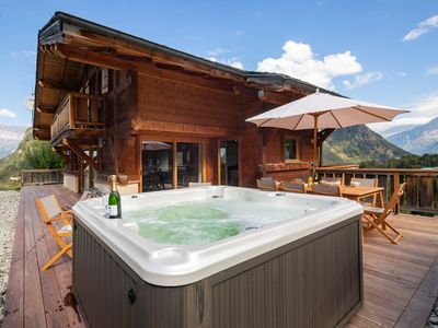 Photo for Chalet Anelie, Les Houches (Chamonix), France