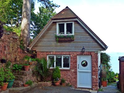 Photo for Lovely Cottage with stunning sea views  - Minehead , Exmoor