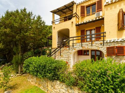 Photo for panoramic villa a stone's throw from the sea