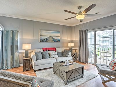 Photo for NEW! Myrtle Beach Condo w/ Pool, 2 Miles to Coast!